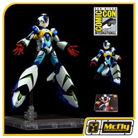 Truforce Megaman X Boost SDCC 2016 San Diego Comic Con EXCUSIVO Rockman
