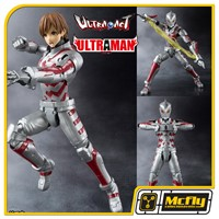 Ultraman Ace Suit Alien Suit Ultra Act x S H Figuarts