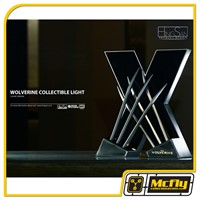 Hingsan Wolverine claw collectors light 1/1 com LED