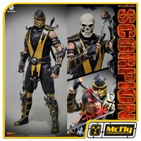 WORLD BOX SCORPIO MORTAL KOMBAT Scorpion