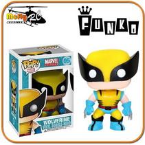 Figura Wolverine POP Vinyl 05 Funko X-men