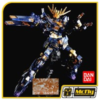 RX-0 Unicorn Gundam 02 Banshee (Destroy Mode) NT-D Clear Ver, 1/144