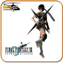Final Fantasy Advent Children Yuffie Play Arts Square Enix