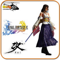 Final Fantasy X Yuna Play Arts Kai Square Enix