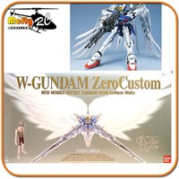 Gundam Wing Endless Waltz 1/60 PG Zero Custom Perfect Grade
