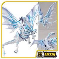 Vulcanlog 013 Movie Yu-Gi-Oh! Revo - Dragão branco de Olhos Azuis