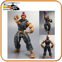 Street Fighter Gouki Akuma Ssf4 Play Arts Kai Square Enix