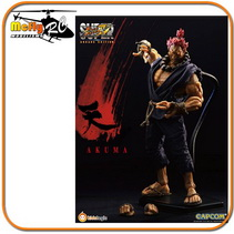 Super Street Fighter IV  Akuma Gouki 1/6 - Kids Logic