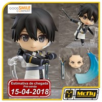 (RESERVA 10% DO VALOR) Nendoroid 750B Kirito Ordinal Scale Ver GoodSmile