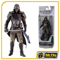 McFarlane Assassins Creed Aguilar Color Tops