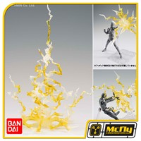 Bandai EFFECT THUNDER YELLOW Ver.