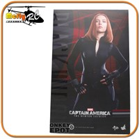Hot Toys Black Widow Winter Soldier Captain America Mms 239