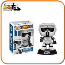 Biker Scout - Star Wars - Pop! Funko