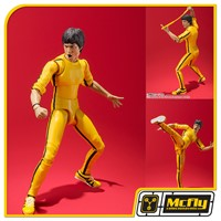 S.H.Figuarts Bruce Lee Yellow Suit
