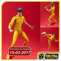 ( Reserva 10% do valor) S.H.Figuarts Bruce Lee Yellow Suit Chegada 15/03/17