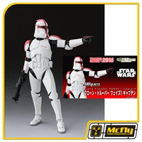 S.h.Figuarts Star Wars Clone Trooper PHASE I Captain Bandai