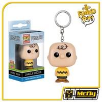 FUNKO POP Keychain: Snoopy - Charlie Brown