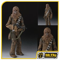 S.H.FIGUARTS STAR WARS CHEWBACCA EPISODE IV NEW HOPE