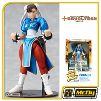 Revoltech 003 Chun Li Street Fighter