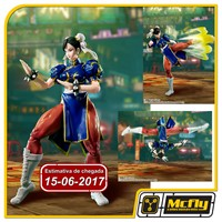 ( Reserva 10% do valor) S.H.FIGUARTS CHUN LI STREET FIGHTER