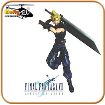 Play Arts Kai Final Fantasy Dissidia Cloud Strife