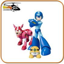 D-arts Megaman Rockman Bandai