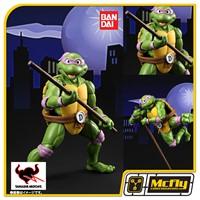 S.H.Figuarts Donatello Os tartarugas Ninjas