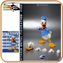 Pato Donald Duck Hybrid Metal Figuration 006 Disney