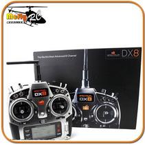 Radio Controle Spektrum Dx8 Transmisor E Telemetria Dsm2