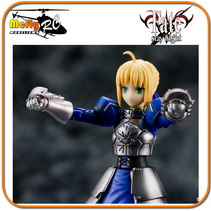 Fate Stay Night Saber Chogokin Bandai Tamanhii Nations