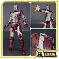 S.H Figuarts Iron Man II Mark V Bandai