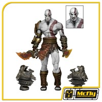 Neca - God of War 3 Ultimate Kratos - Action Figure
