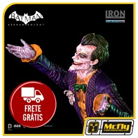 Iron Studios Arkham Knight Joker Batman 1/10 Art Scale