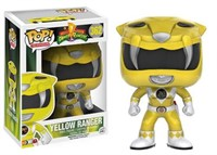 Funko 362 Yellow Ranger - Power Rangers