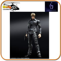 Resident Evil 6 Leon S. Kennedy Play Arts Kai Action Capcom