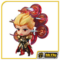 Fate Stay Night - Nendoroid Gilgamesh - No. 410