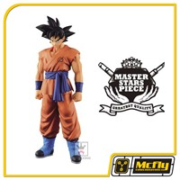 BANPRESTO GOKU DRAGON BALL SUPER MASTER STAR PIECE