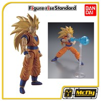 Bandai Dragon Ball Z Goku SSJ 3 Figure Rise Model Kit