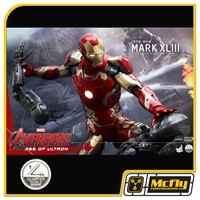 Hot Toys IRON MAN MARK XLIII 1/4 QS005 AVENGERS: AGE OF ULTRON Mark 43