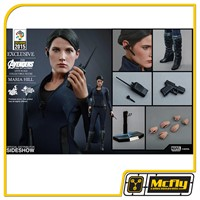 Hot Toys Maria Hill MMS305 Avengers Age of Ultron