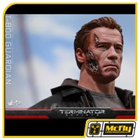 Hot Toys T-800 GUARDIAN MMS307 TERMINATOR GENISYS