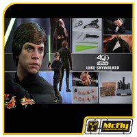 Hot Toys Luke Skywalker MMS 429STAR WARS EPISODE VI RETURN OF THE JEDI