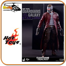 Hot Toys Star Lord Guardians of the Galaxy 1/6 Sideshow