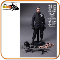 Hot Toys Batman The Dark Knight Jim Gordon Swat Suit