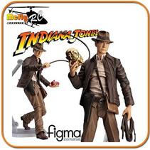 Figma Indiana Jones 209 Max Factory - Pronta Entrega
