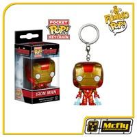 FUNKO POP Keychain: Avengers 2 - Iron Man - Chaveiro