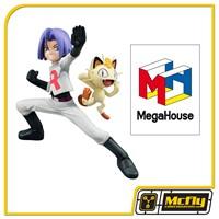 Pokémon G.E.M. James & Meowth