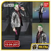 ( Reserva 10% do valor) S.H.Figuarts The Joker Suicide Squad
