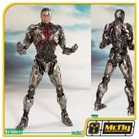 Kotobukiya JUSTICE LEAGUE MOVIE CYBORG ARTFX+