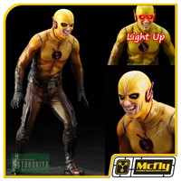 kotobukiya The Flash Reverse Artfx Light UP